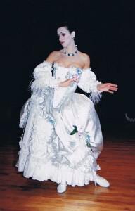 Marianne Bindig in Acteon