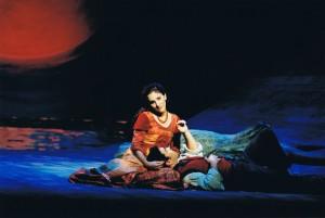 Marianne Bindig as Varvara in Katya Kabanova